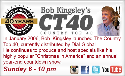 CT40 with Bob Kingsley