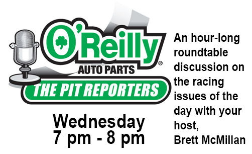 O'Reilly Pit Reporters